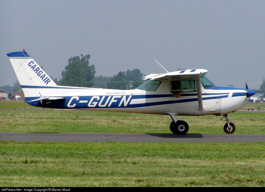 C-GUFN - Cessna 150M - Cargair