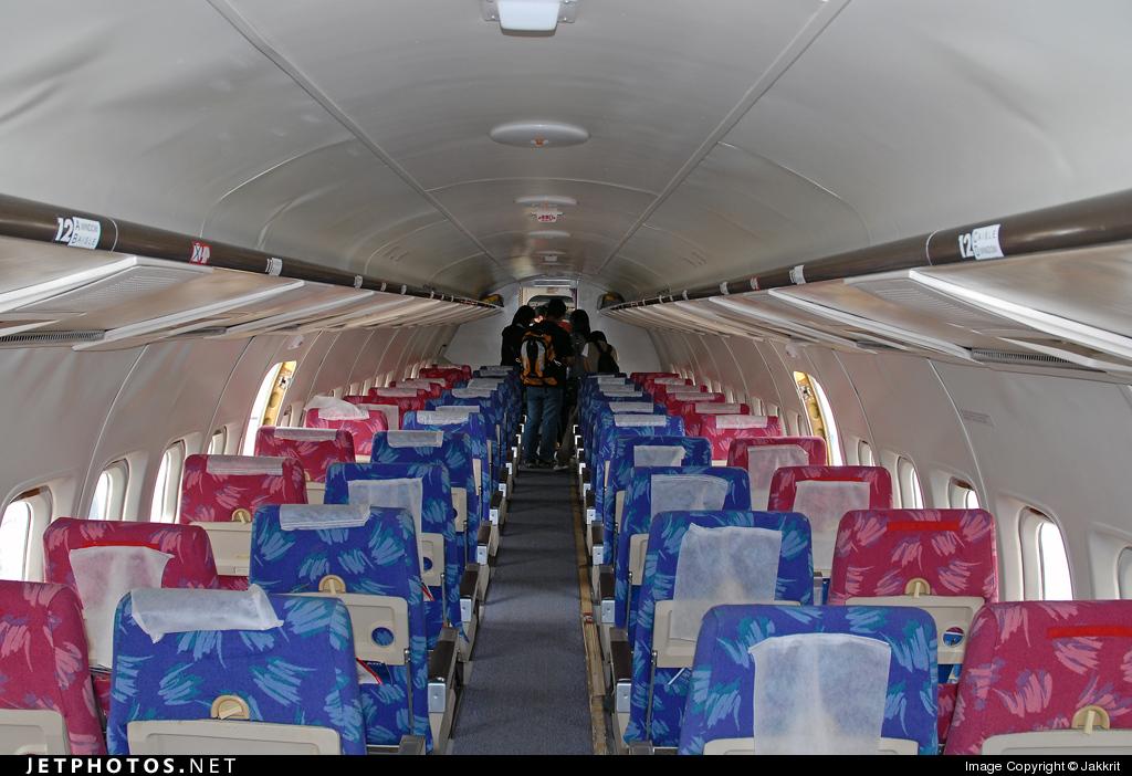 HS-KVU - NAMC YS-11A-500 - Phuket Air