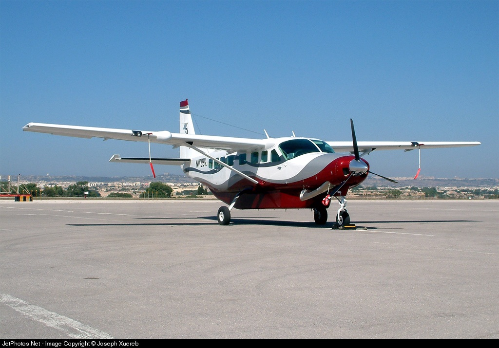 N1129K - Cessna 208B Grand Caravan - Cessna Aircraft Company