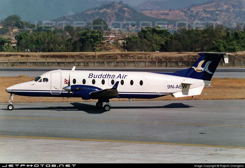 9N-AEW - Beech 1900D - Budha Air