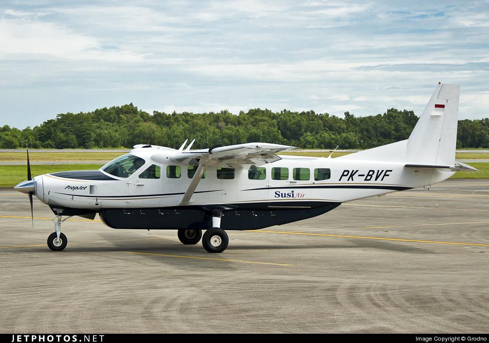 Susi Air Grand Caravan 208B | jetphotos.com