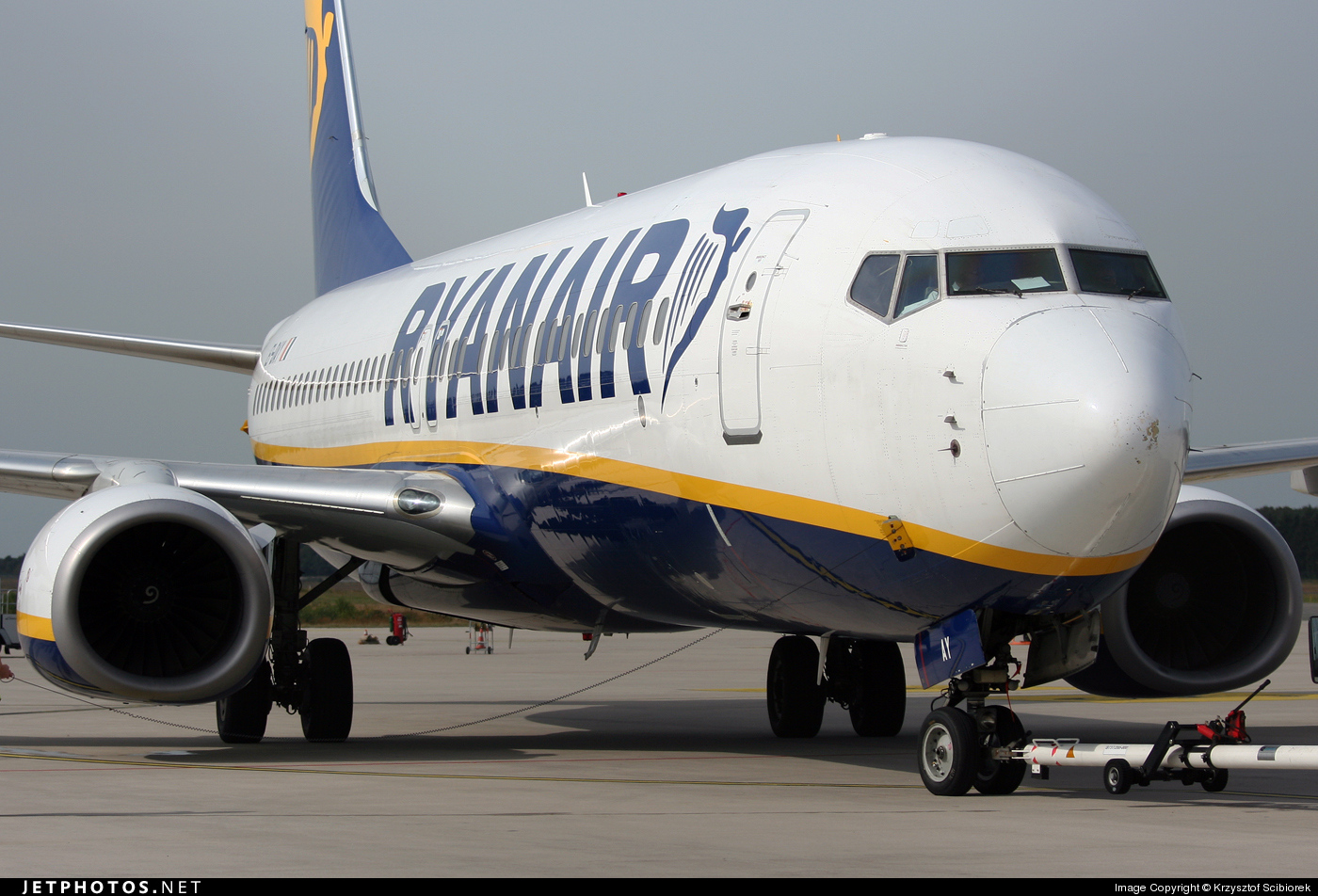 EI-DAY - Boeing 737-8AS - Ryanair