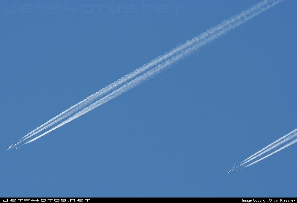 - Boeing 747-437 - Air India