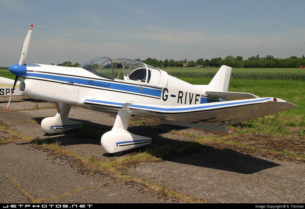 G-RIVE - Jodel D153 Mascaret - Private