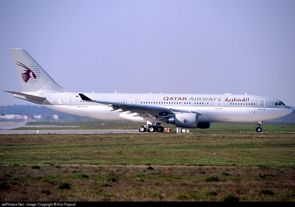 F-WWKF - Airbus A330-203 - Qatar Airways