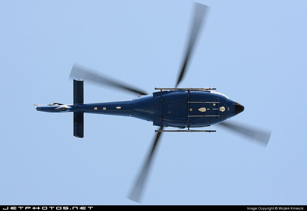 TC-HPA - Aérospatiale SA 365C3 Dauphin 2 - Private