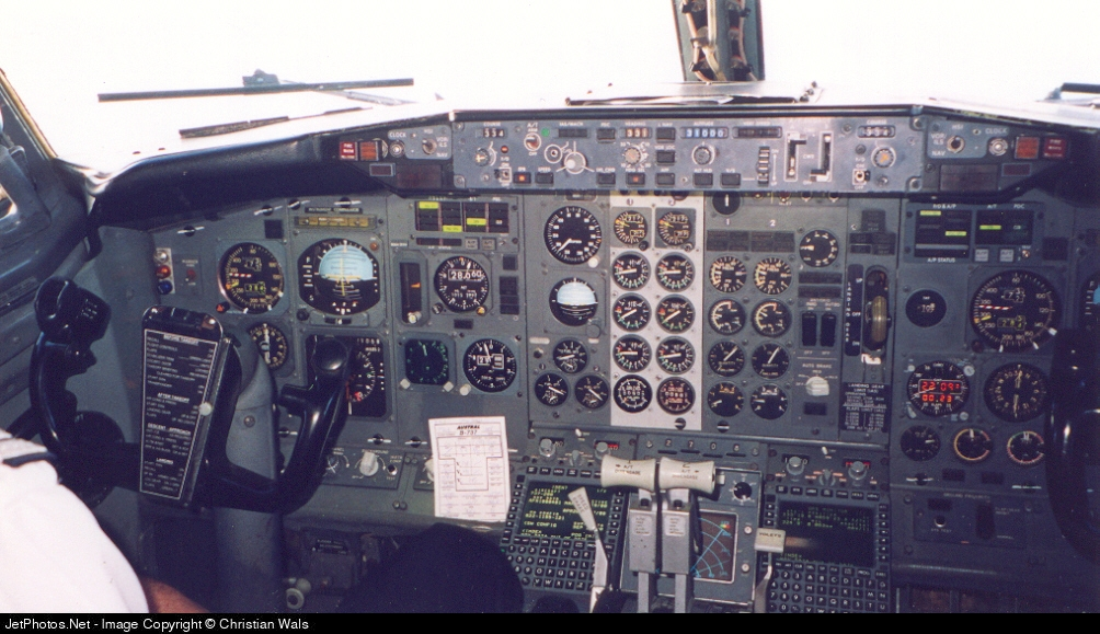 LV-ZTX - Boeing 737-228(Adv) - Austral Líneas Aéreas