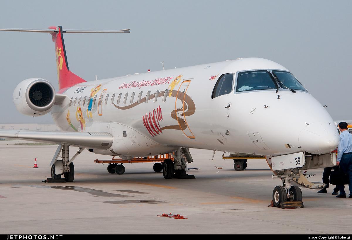 B-3039 - Embraer ERJ-145LI - Grand China Express