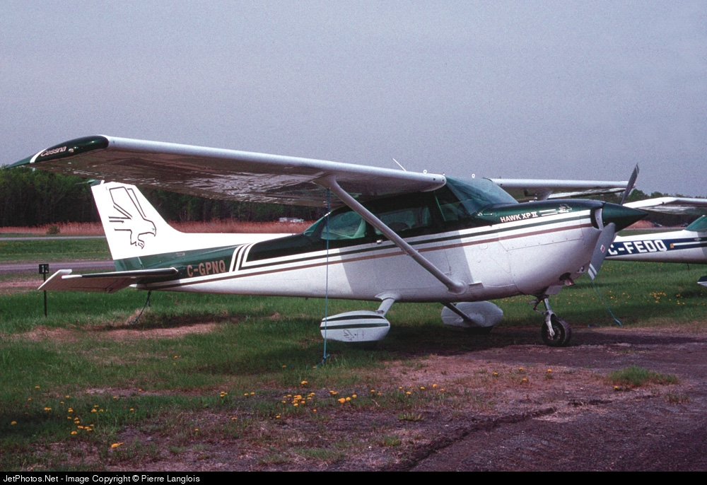 C-GFNQ - Cessna R172K Hawk XP II - Private
