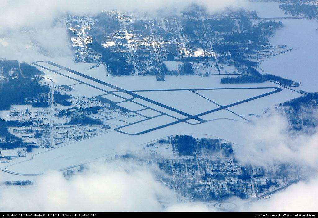 KMKG - Airport - Airport Overview