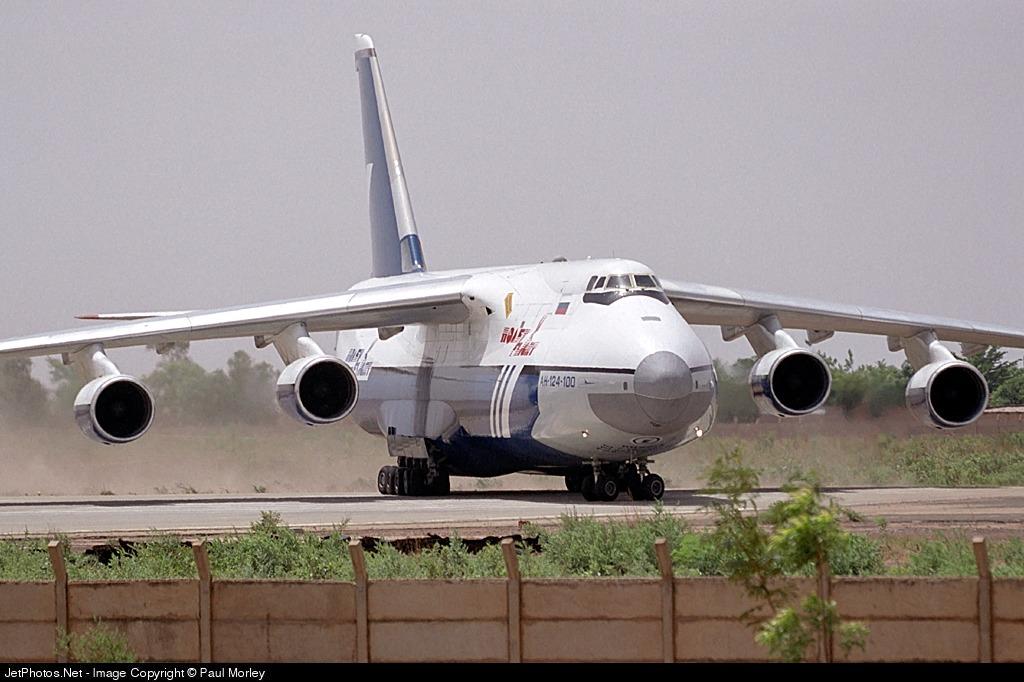 RA-82077 - Antonov An-124-100 Ruslan - Polet Flight
