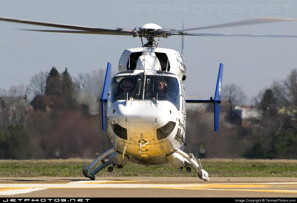 N117KC - MBB BK117B-2 - Private