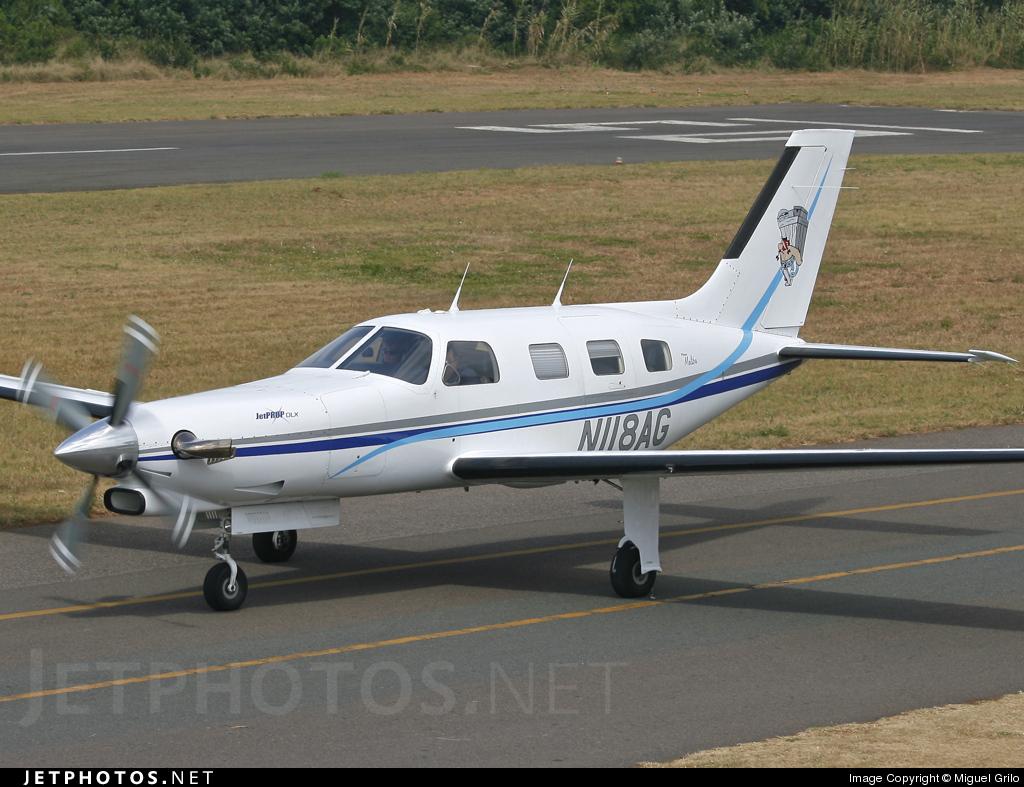 N118AG - Piper PA-46-310P Malibu/Jetprop DLX - Private