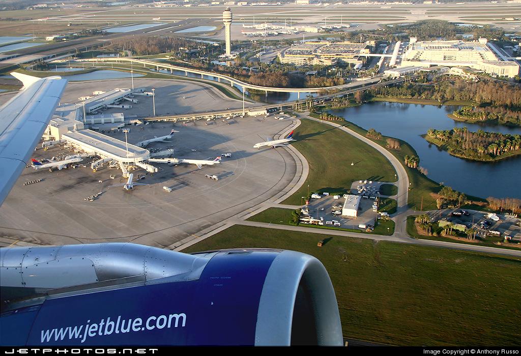 N543JB - Airbus A320-232 - jetBlue Airways