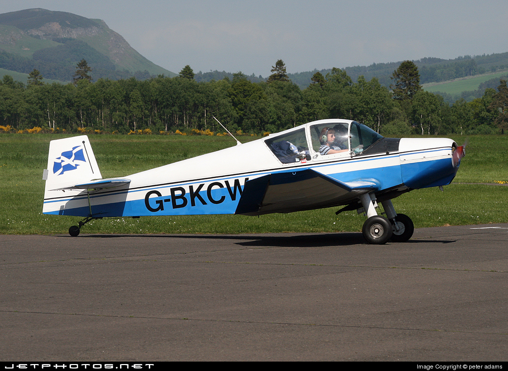 G-BKCW - Jodel D120 Paris-Nice - Private