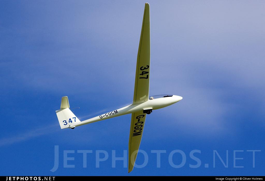 G-CGCM - Rolladen-Schneider LS-6C - Private