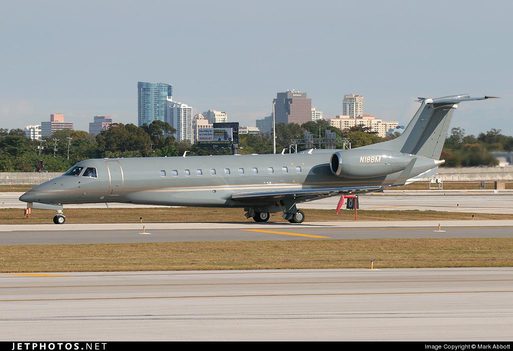 N18BM - Embraer ERJ-135BJ Legacy - Talon Air