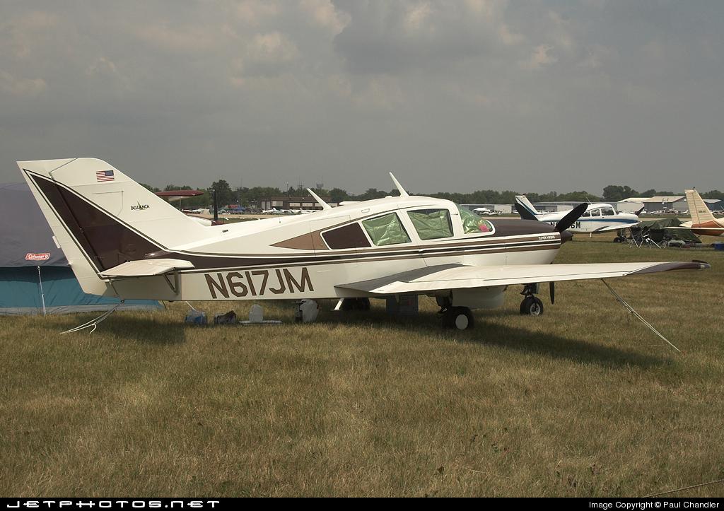 N617JM - Bellanca 17-30A Super Viking - Private