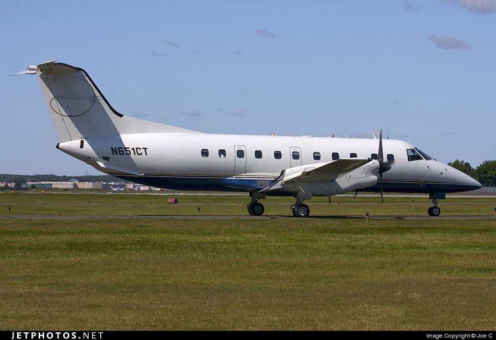 N651CT - Embraer EMB-120ER Brasília - Private