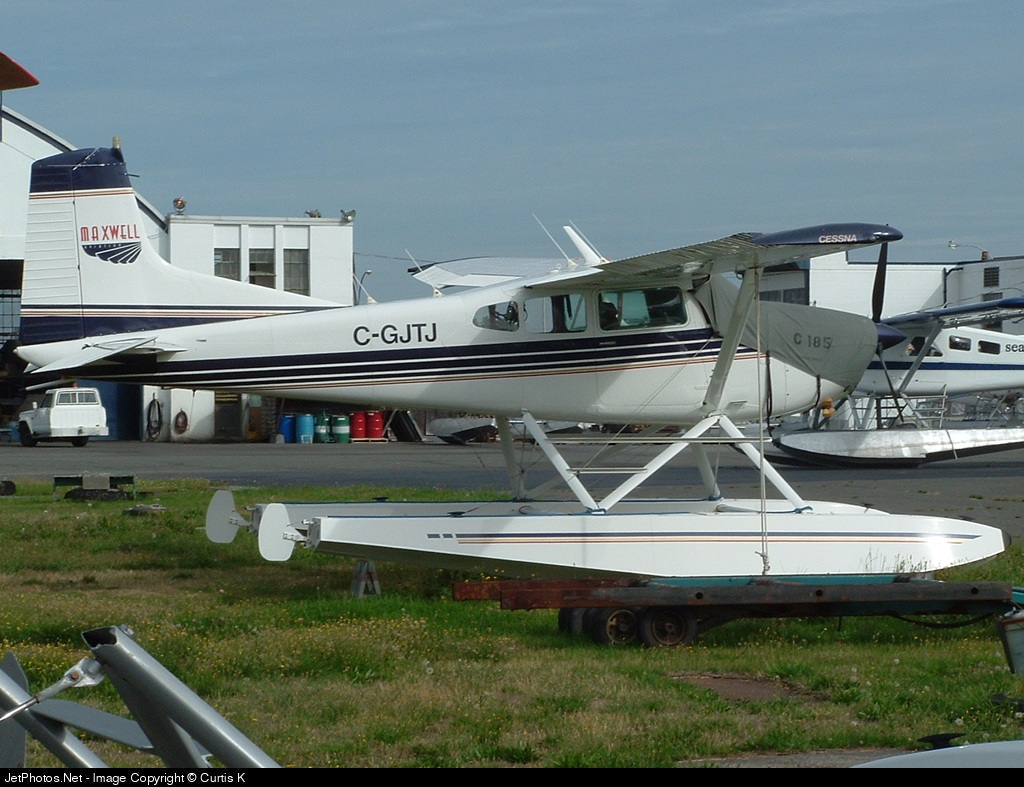 C-GJTJ - Cessna A185F Skywagon - Maxwell Aviation