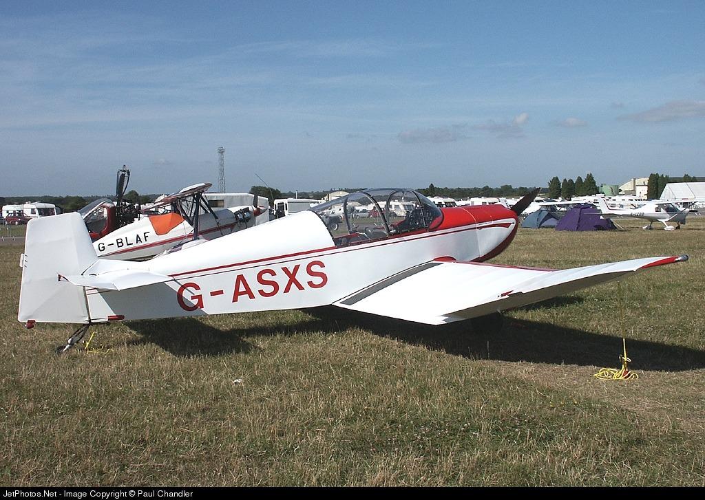 G-ASXS - Jodel DR1050 Ambassadeur - Private