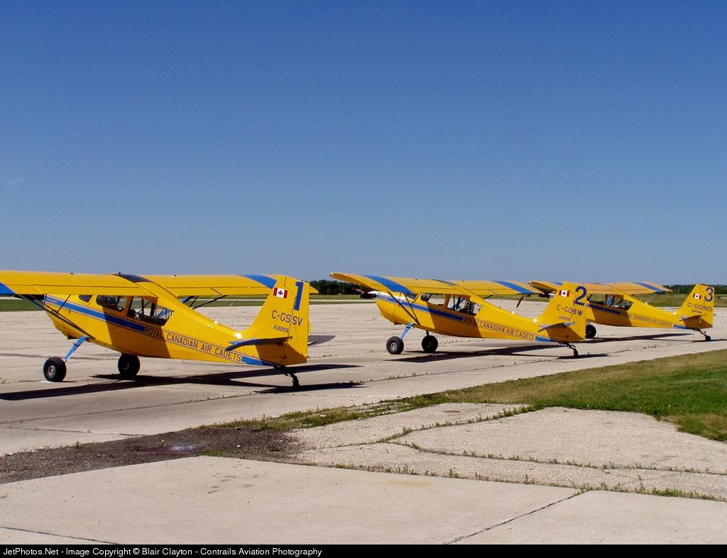 C-GSSV - Bellanca 8GCBC Scout - Royal Canadian Air Cadets