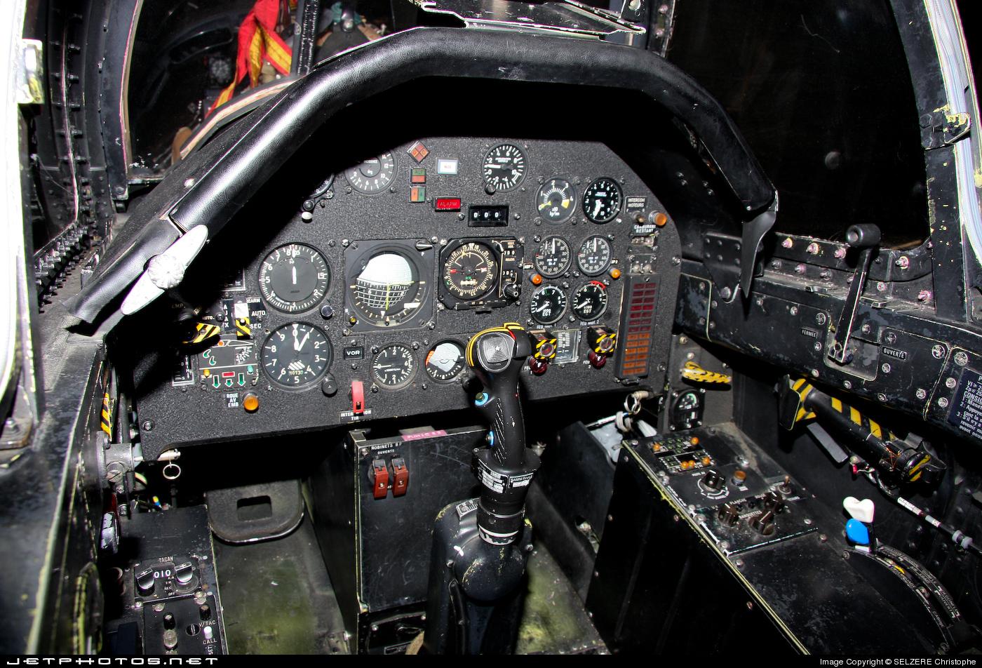E3 | Sepecat Jaguar E | France - Air Force | SELZERE