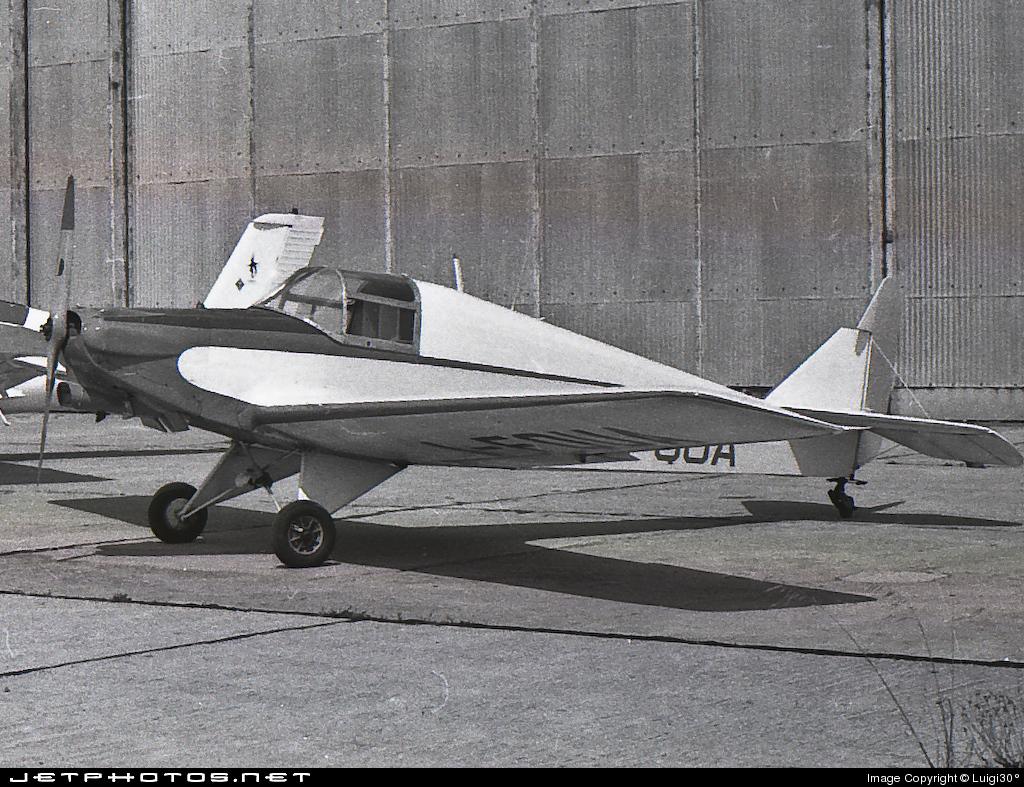 I-FQUA - Avia FL-3 - Private