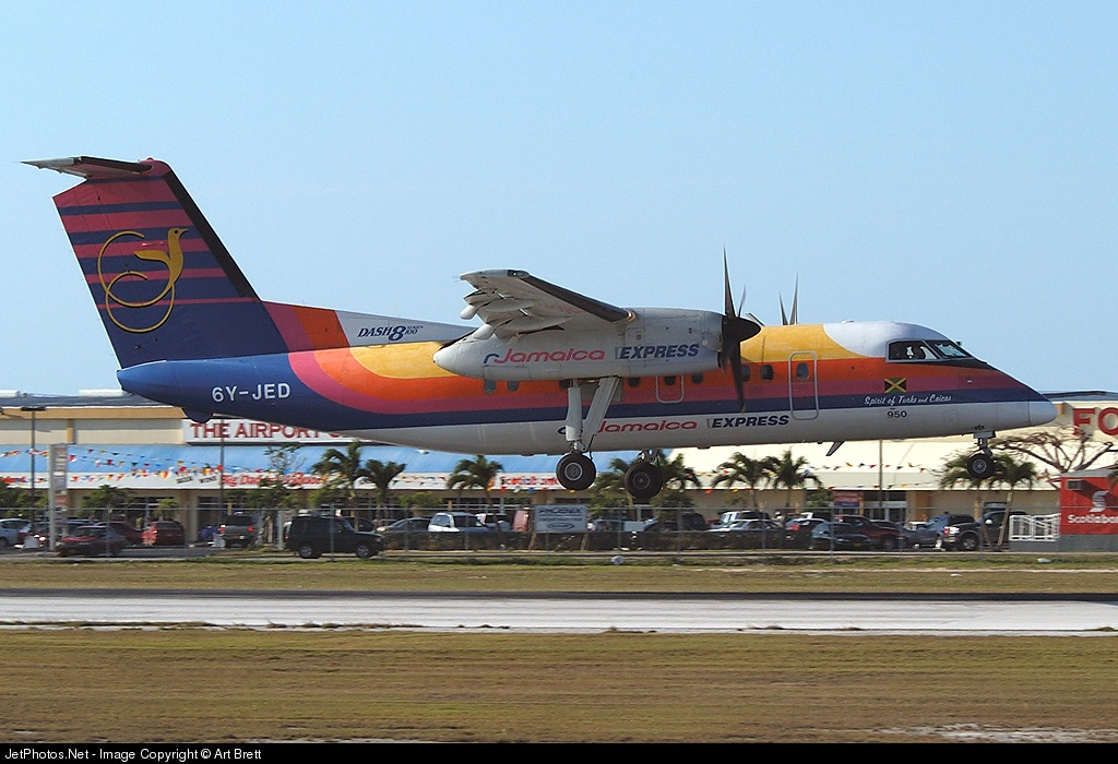 Air Jamaica Express aviation photos on JetPhotos