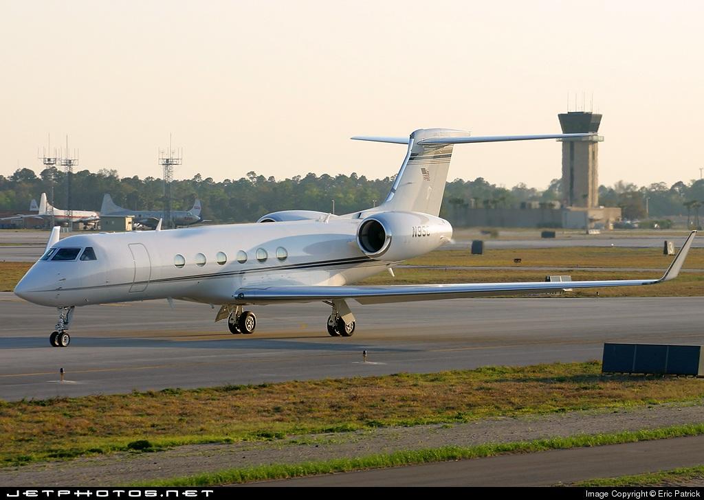N9SC - Gulfstream G-V - Private