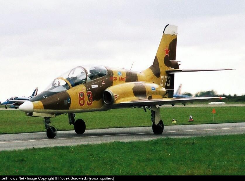 373 - Mikoyan-Gurevich MiG-AT - Russia - Air Force