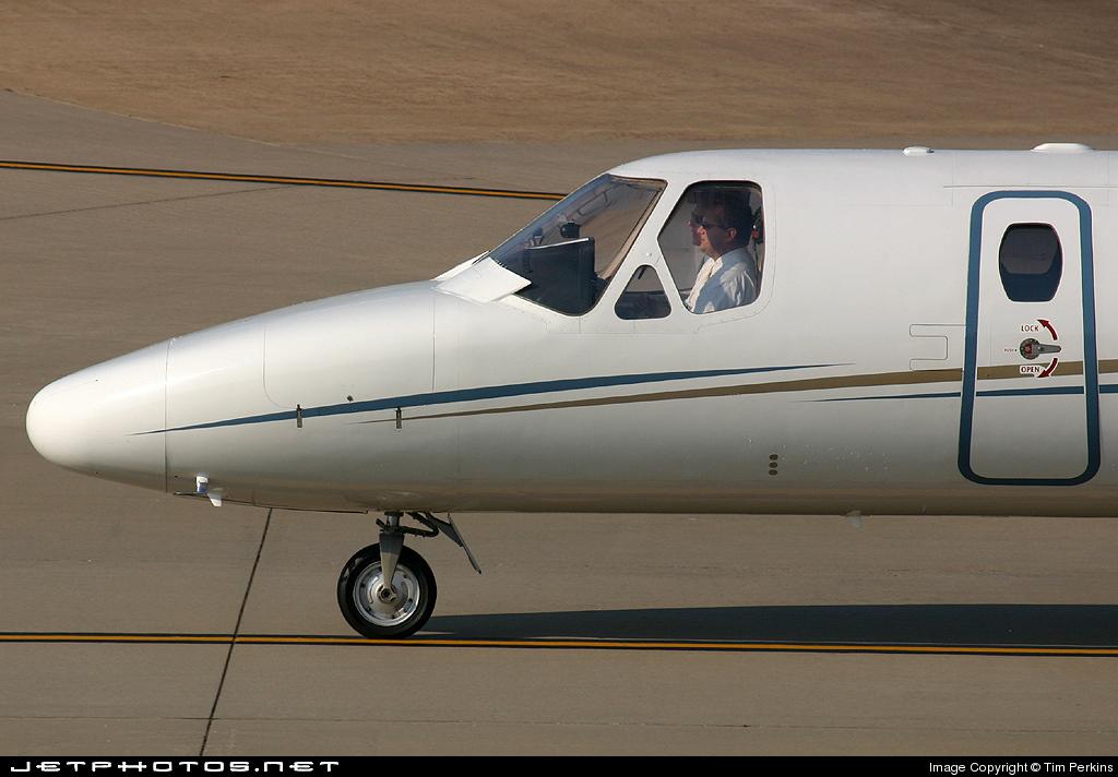 N318CS - Cessna 550B Citation Bravo - Private