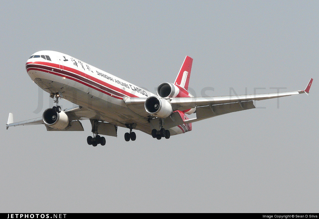 B-2177 - McDonnell Douglas MD-11(F) - Shanghai Airlines Cargo