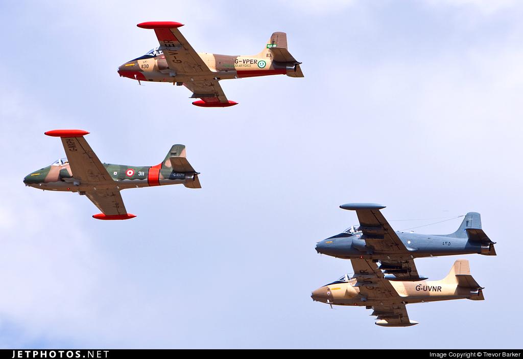 G-VPER - British Aircraft Corporation BAC 167 Strikemaster - Private
