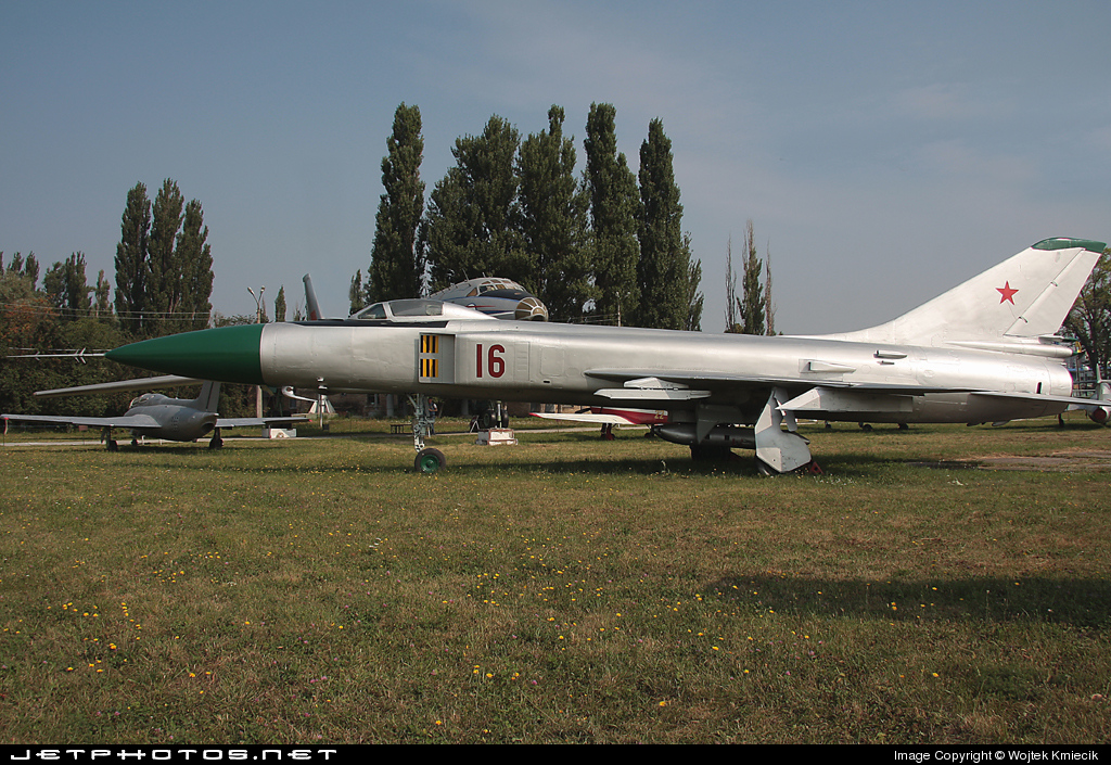 16 - Sukhoi Su-15TM Flagon - Soviet Union - Air Force