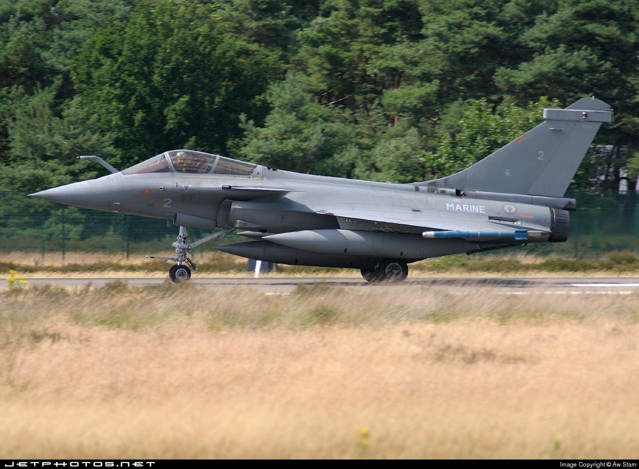 2 - Dassault Rafale M - France - Navy
