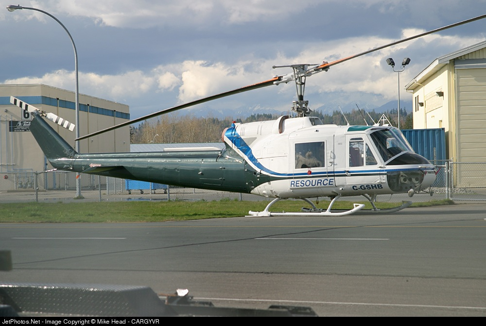 C-GSHB - Bell 204 - Resource Helicopters