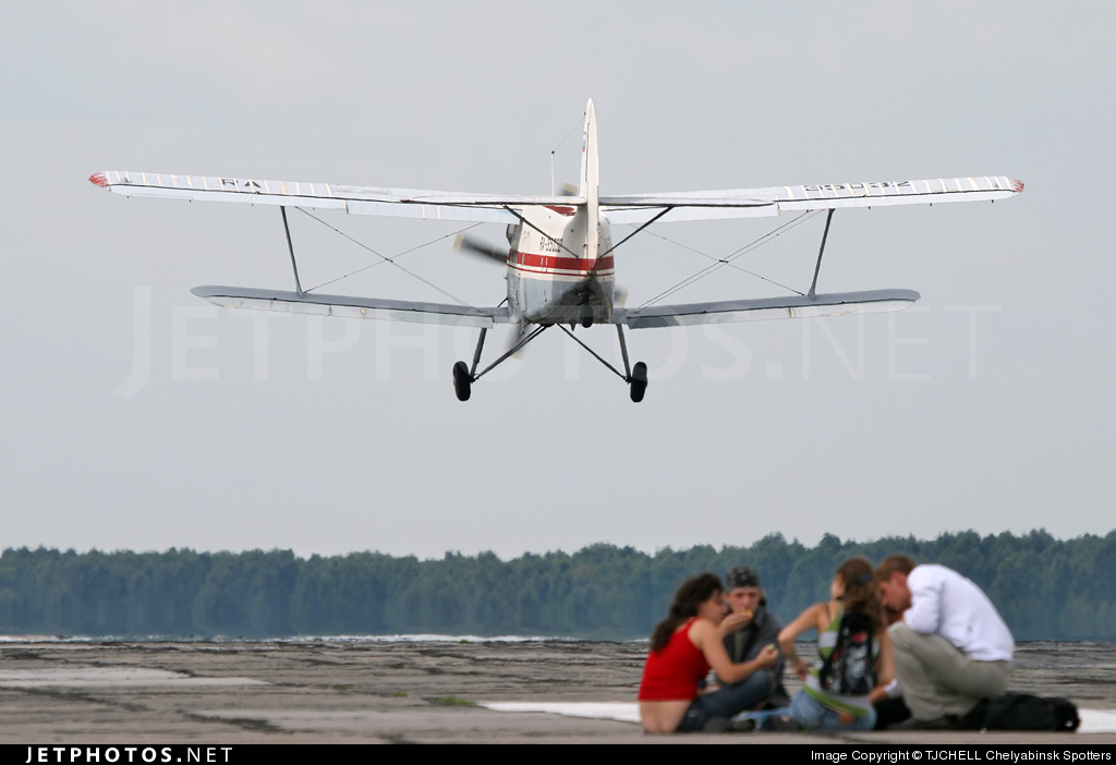RA-35032 - Antonov An-2 - Chelavia