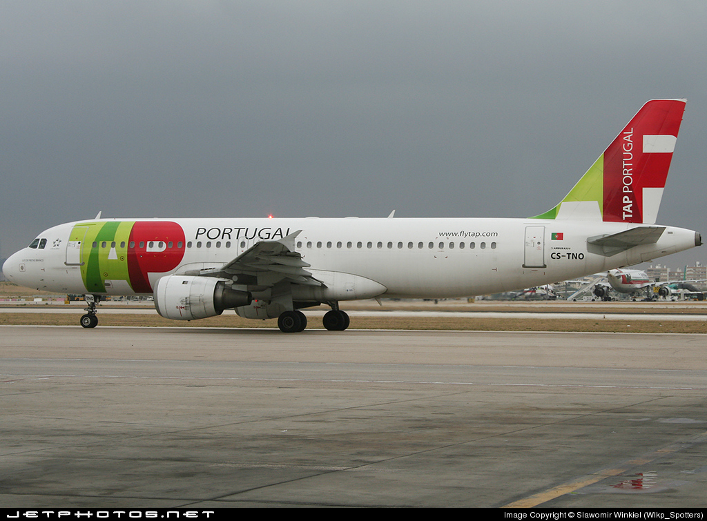 CS-TNO - Airbus A320-212 - TAP Portugal
