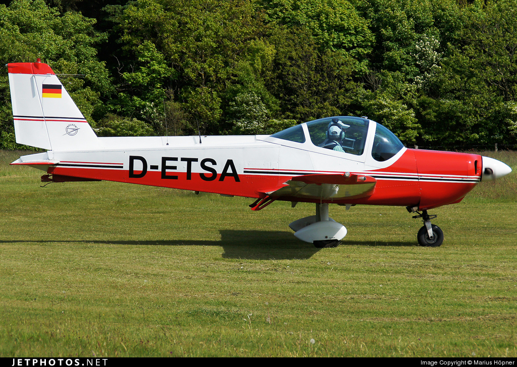 D-ETSA - Bolkow Bo.209 Monsun 150RV - Private