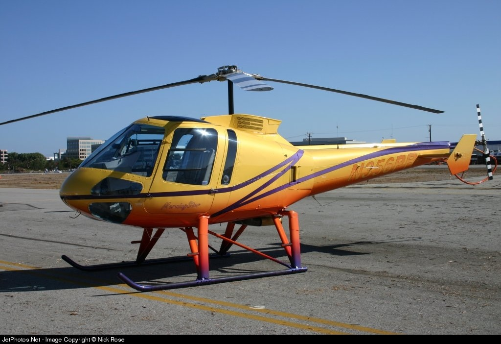 N356PR - Enstrom 480 - Private