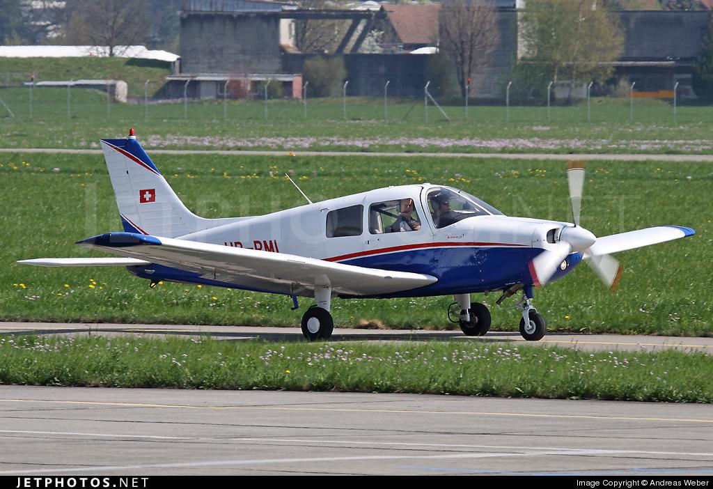 HB-PMI - Piper PA-28-161 Cadet - Private
