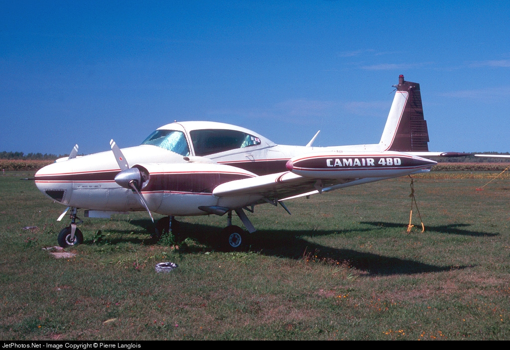 C-GSYV - Camair 480 - Private