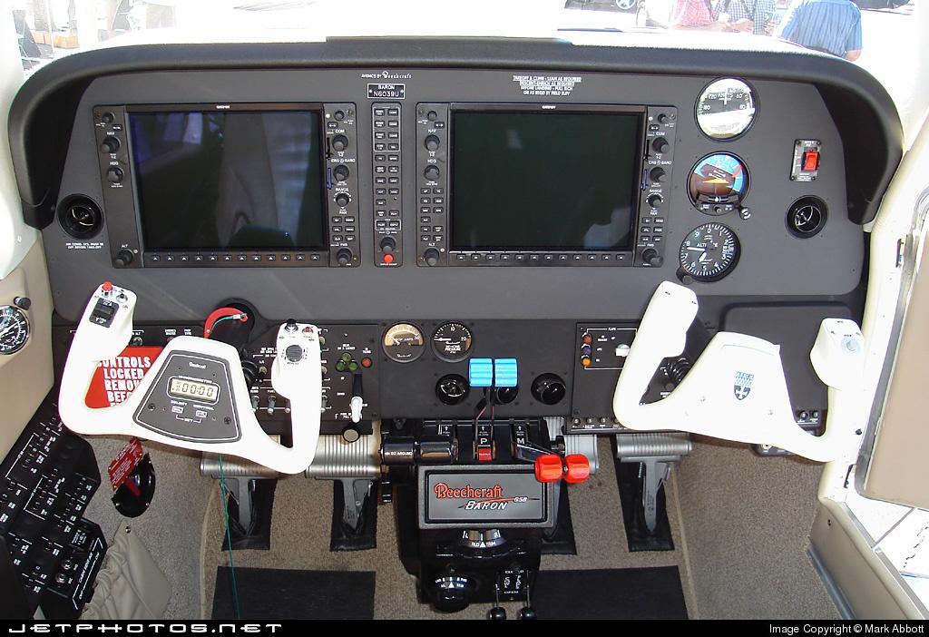 N6039U - Beechcraft G58 Baron - Private