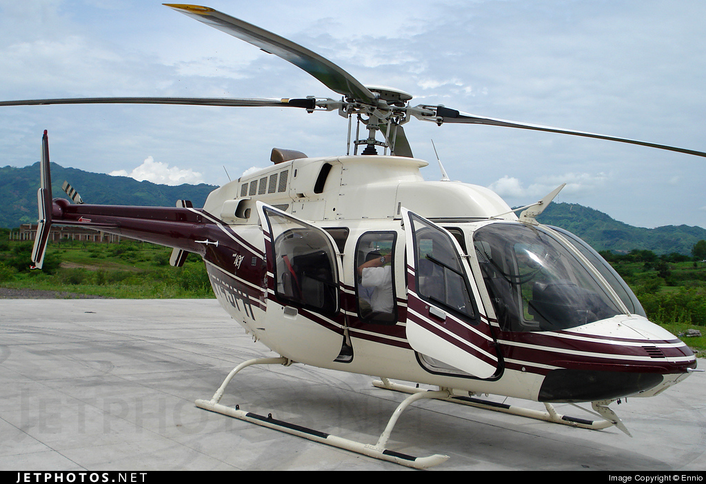 N743PH - Bell 407 - Private