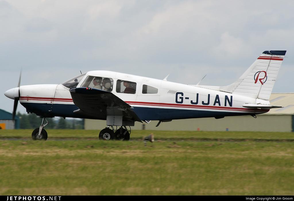 G-JJAN - Piper PA-28-181 Archer II - Redhill Aviation
