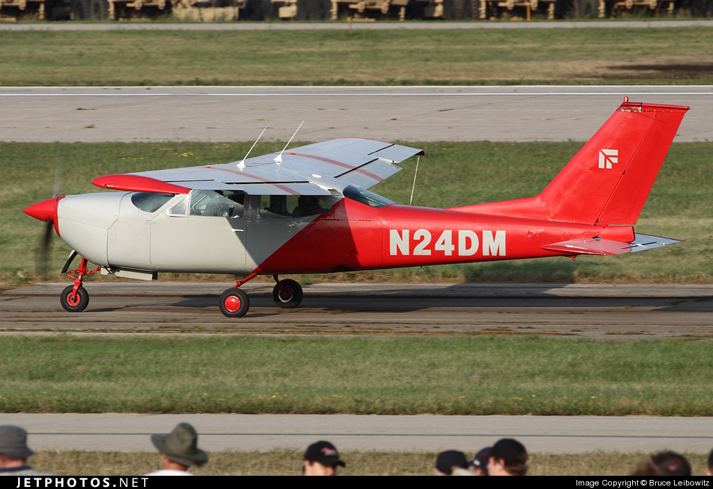 N24DM - Cessna 177RG Cardinal RG - Private