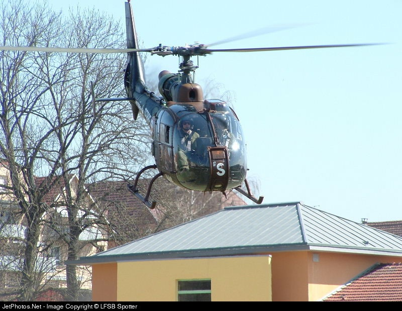 MAS - Aérospatiale SA 342 Gazelle - France - Army