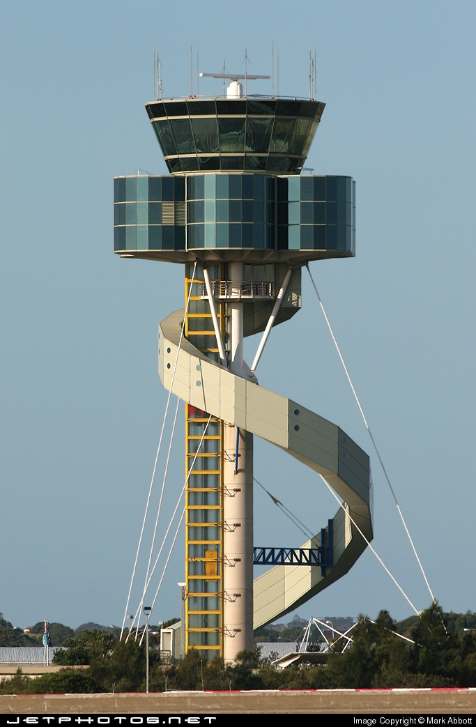 YSSY - Airport - Control Tower