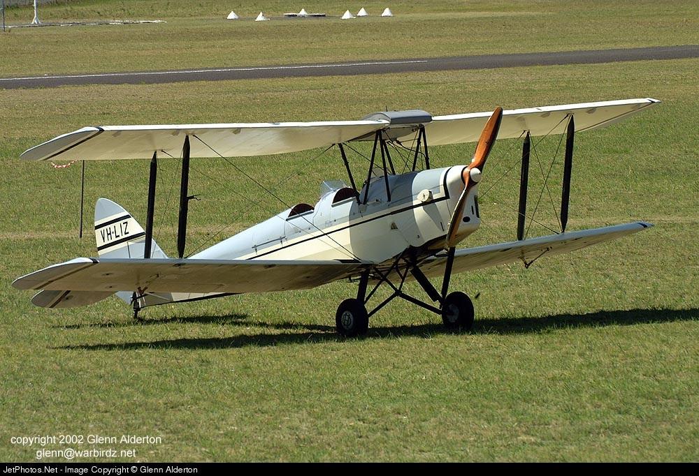 VH-LIZ - de Havilland DH-82 Tiger Moth - Private